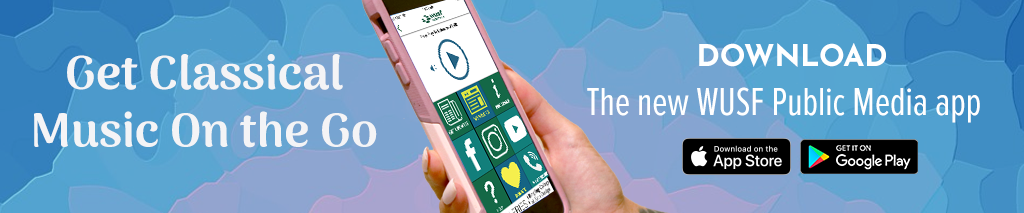 Download the WUSF Public Media App