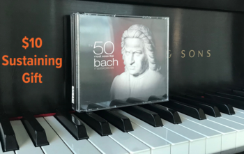 The 50 Most Essential Bach Masterpieces