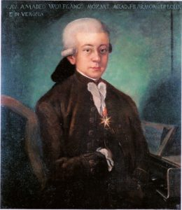 Renowned Composer Wolfgang Amadeus Mozart